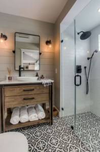 Modern Farmhouse Design For Bathroom Remodel Ideas22