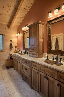 Modern Farmhouse Design For Bathroom Remodel Ideas39