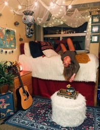 Totally Inspiring Dorm Room Ideas For Your Inspirations18