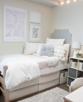 Totally Inspiring Dorm Room Ideas For Your Inspirations34