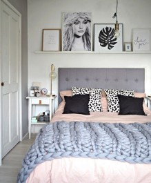 Awesome Modern Scandinavian Bedroom Design And Decor Ideas21