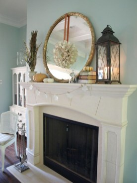 Best Ways To Decorate Your Circle Mirror With Garland28