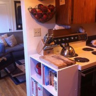 Cool Small Apartment Kitchen Ideas15