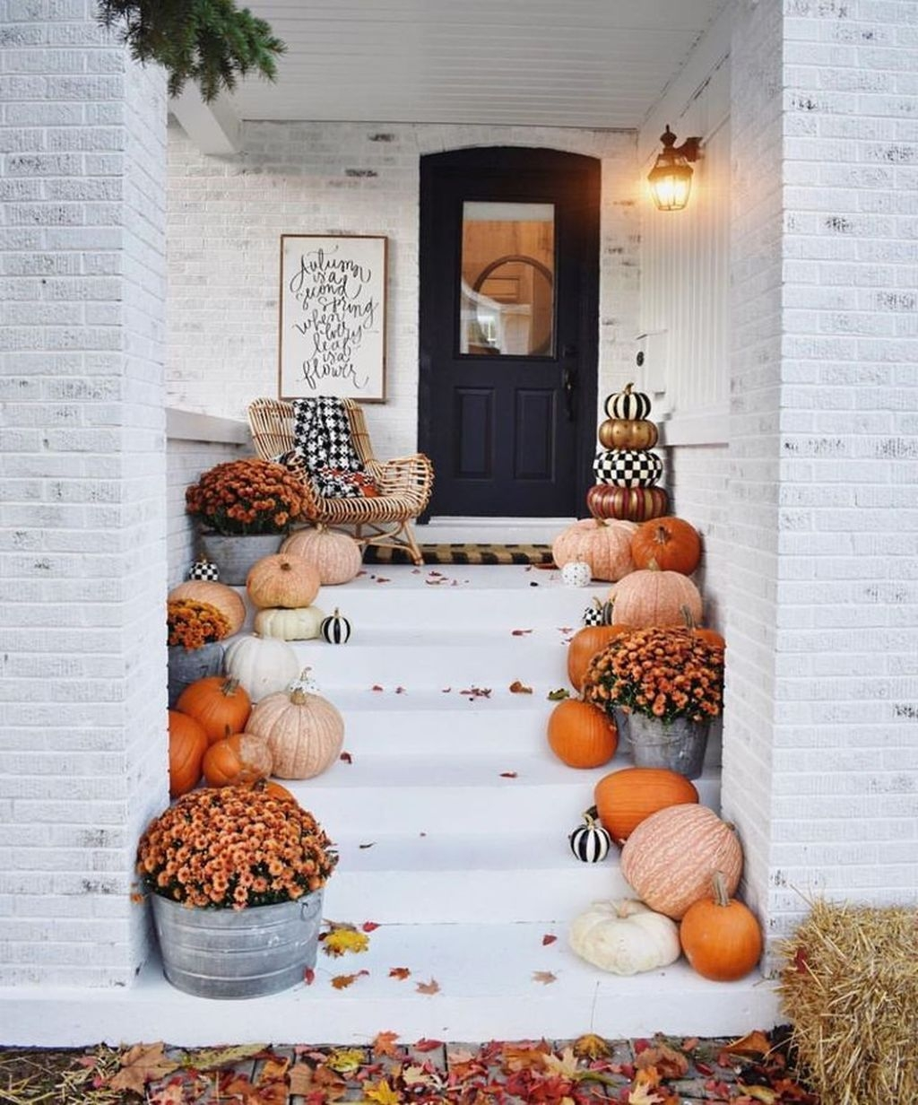 Gorgeous Outdoor Design Ideas For Fall17