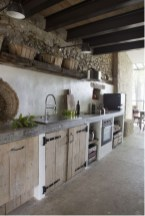 Gorgeous Rustic Kitchen Design Ideas19