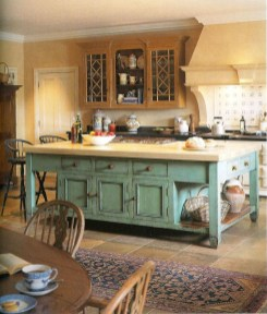 Gorgeous Rustic Kitchen Design Ideas22