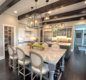 Inspiring Kitchen Island Design Ideas35