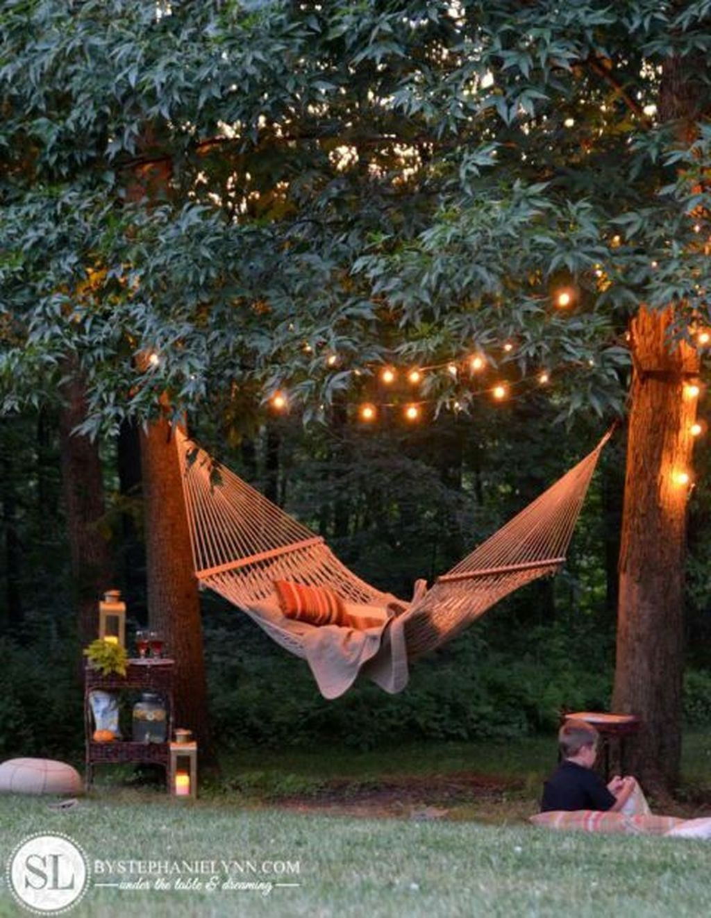 Luxurious Backyard Lighting Ideas04