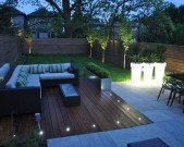 Luxurious Backyard Lighting Ideas41