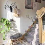 Modern Bohemian Style Home Decor Ideas20