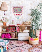 Modern Bohemian Style Home Decor Ideas22