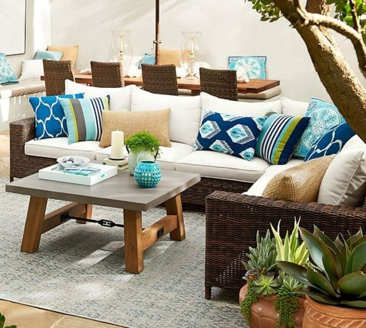 Perfect Diy Seating Incorporating Into Wall For Your Outdoor Space01