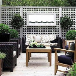 Perfect Diy Seating Incorporating Into Wall For Your Outdoor Space15