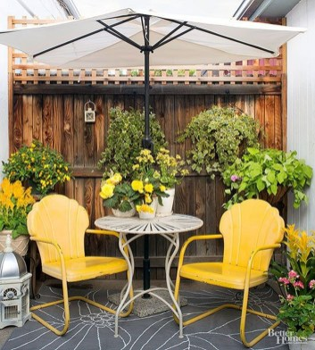 Perfect Diy Seating Incorporating Into Wall For Your Outdoor Space32