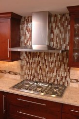 Popular Summer Kitchen Backsplash Ideas18
