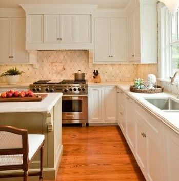Popular Summer Kitchen Backsplash Ideas36