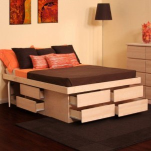 Stunning Diy Space Saving Bed Frame Design Ideas02