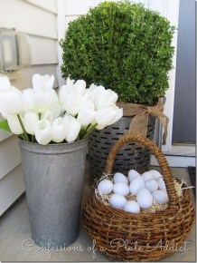 Ultimate Spring Decorating Ideas For The Home19
