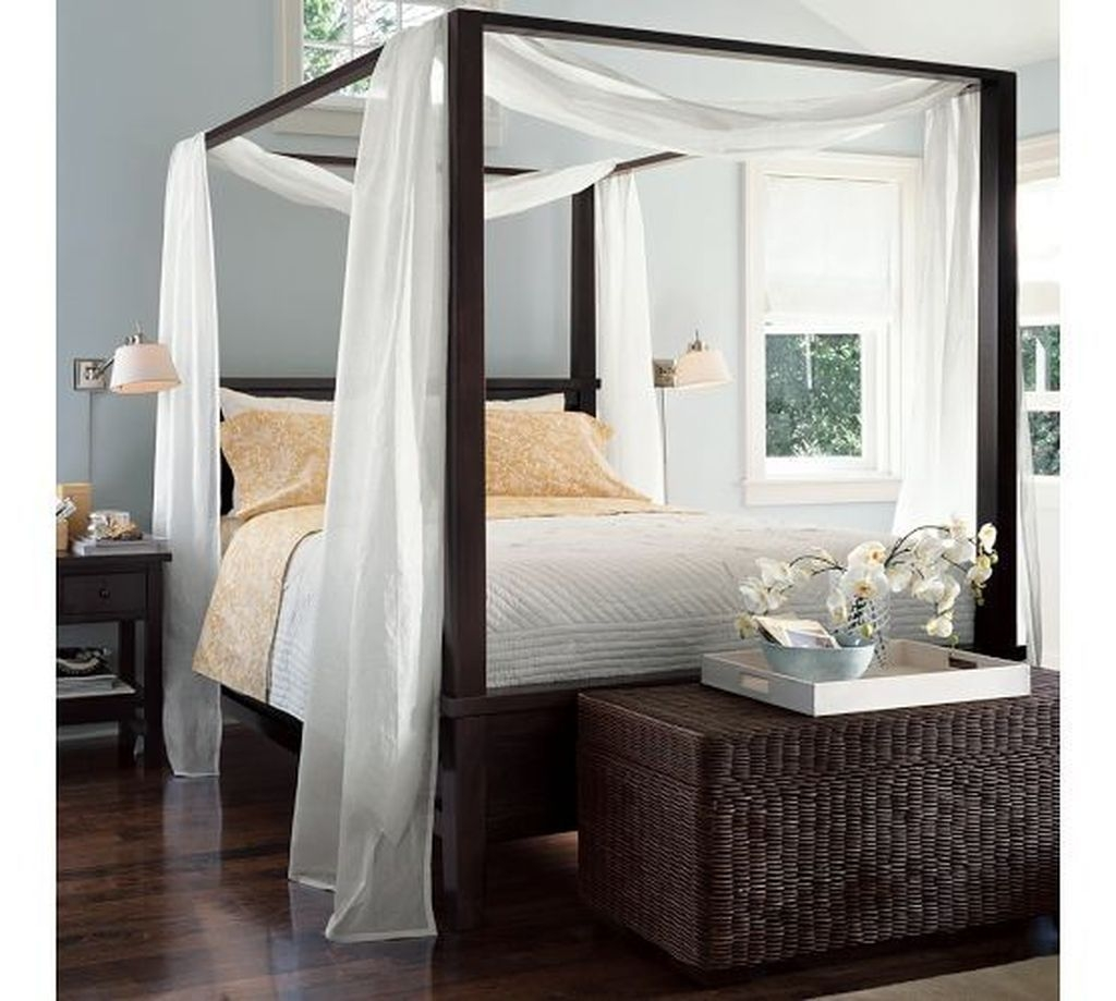 Amazing Farmhouse Style For Cozy Bedroom Decorating Ideas16