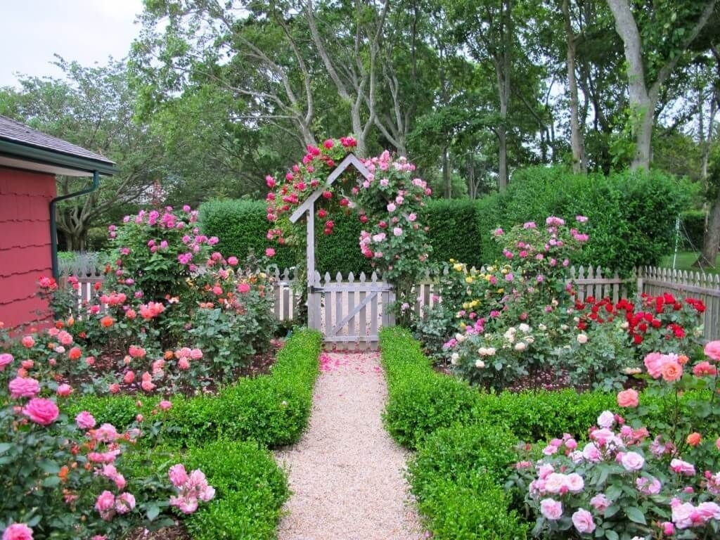 Awesome Cottage Garden Design Ideas For Your Dream House11