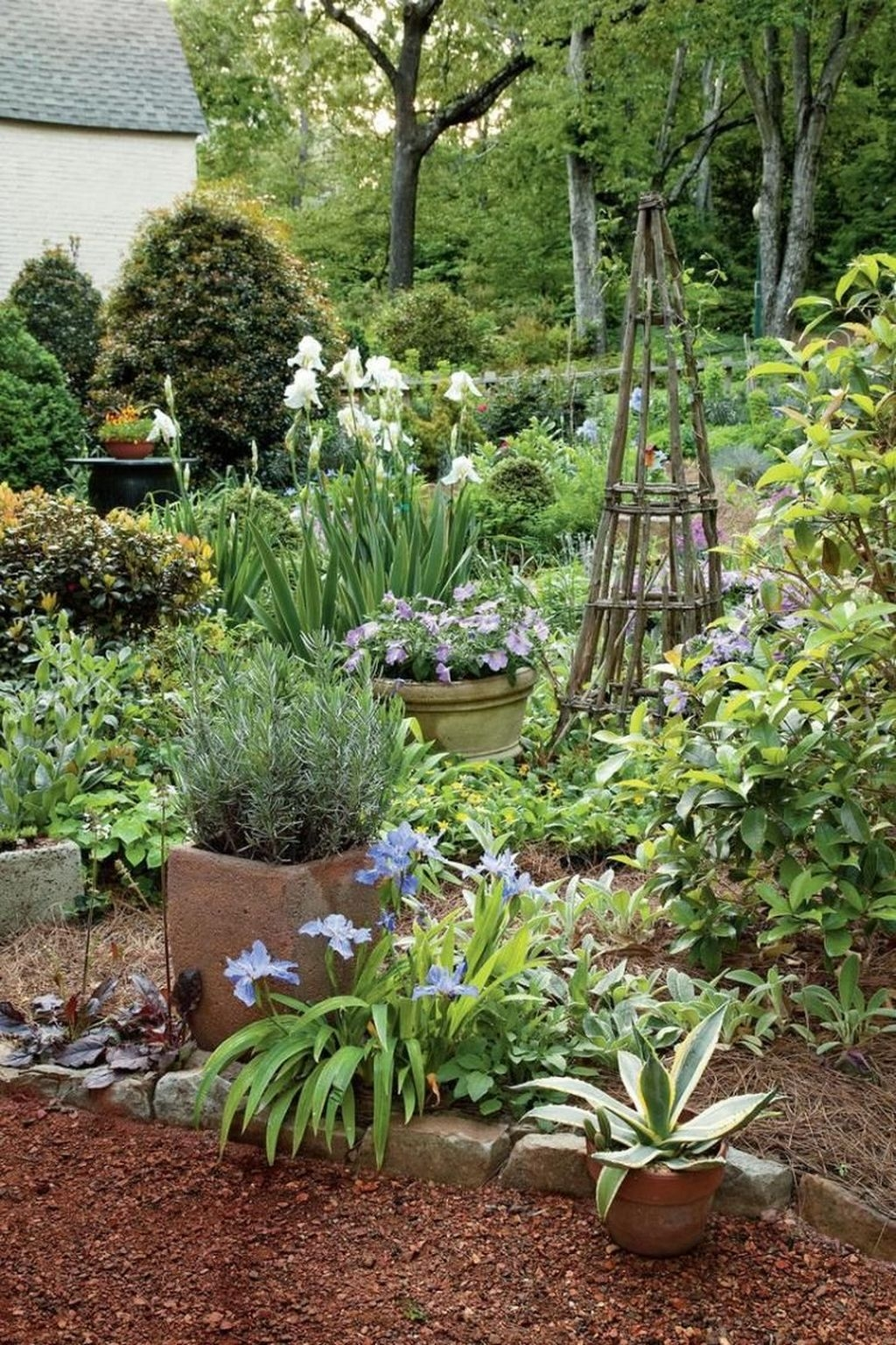 Awesome Cottage Garden Design Ideas For Your Dream House14