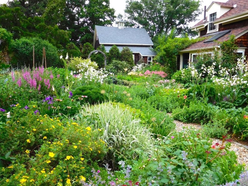 Awesome Cottage Garden Design Ideas For Your Dream House17
