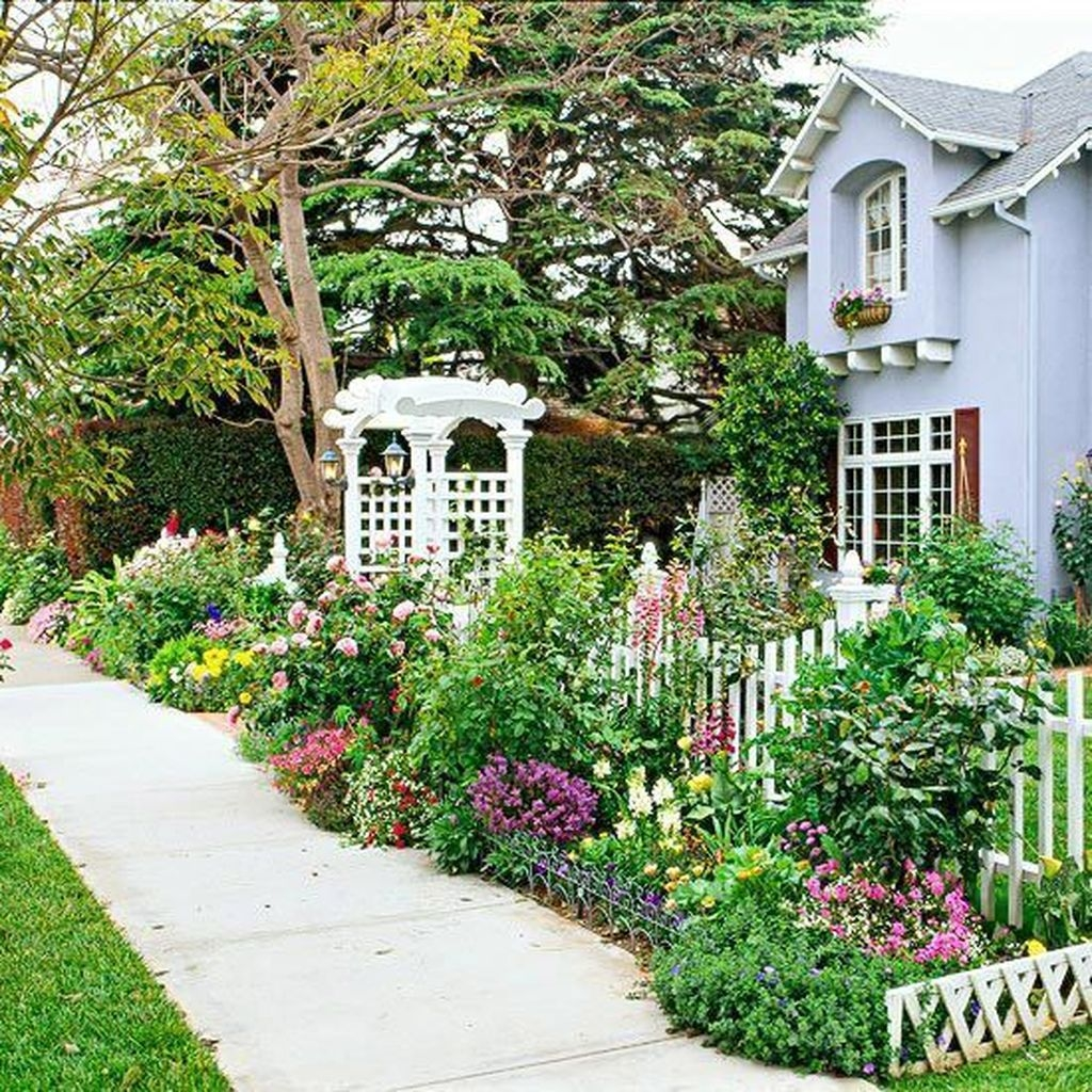 Awesome Cottage Garden Design Ideas For Your Dream House31