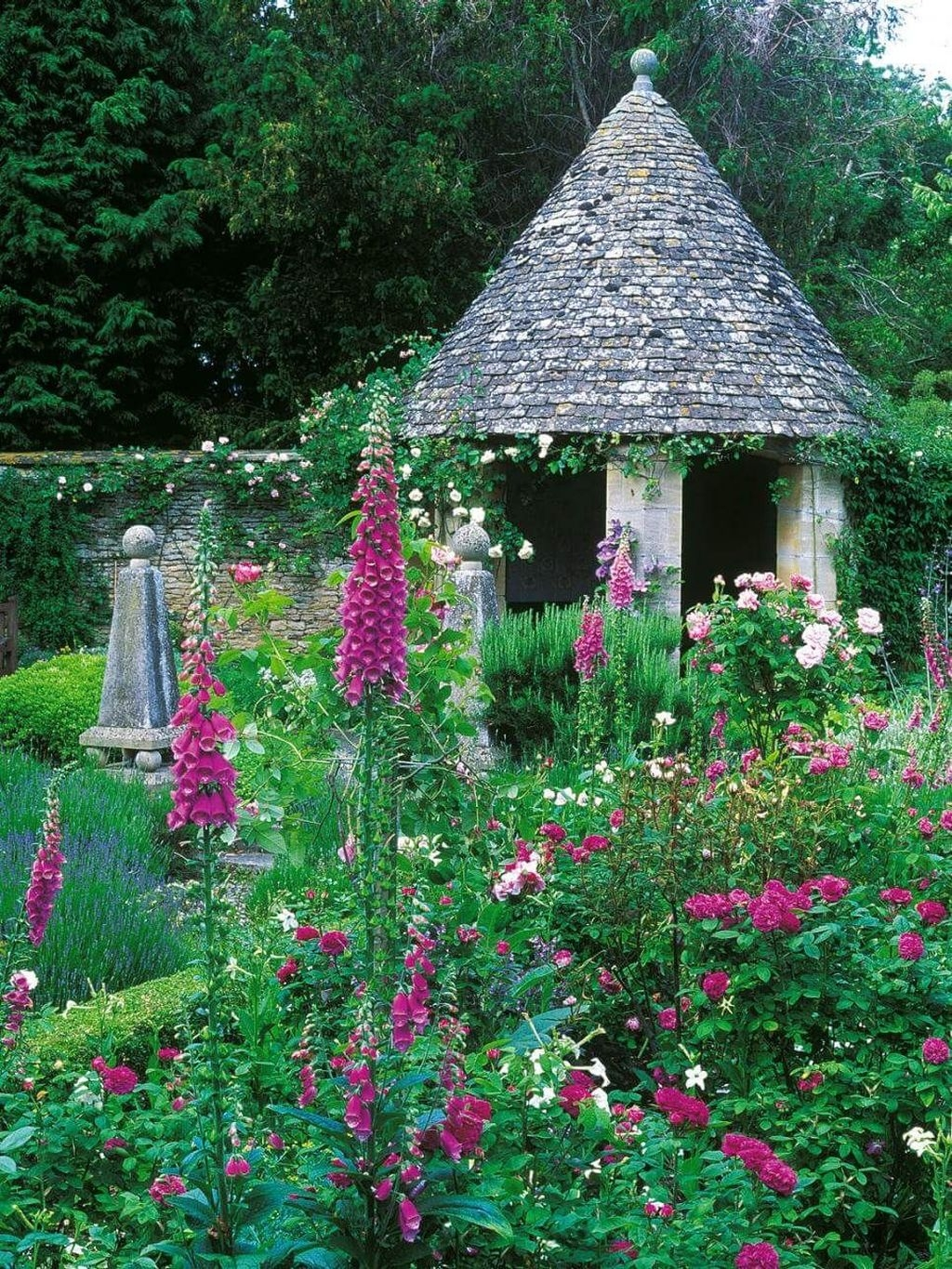 Awesome Cottage Garden Design Ideas For Your Dream House48