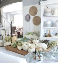 Charming Home Fall Decorating Ideas With Farmhouse Style05