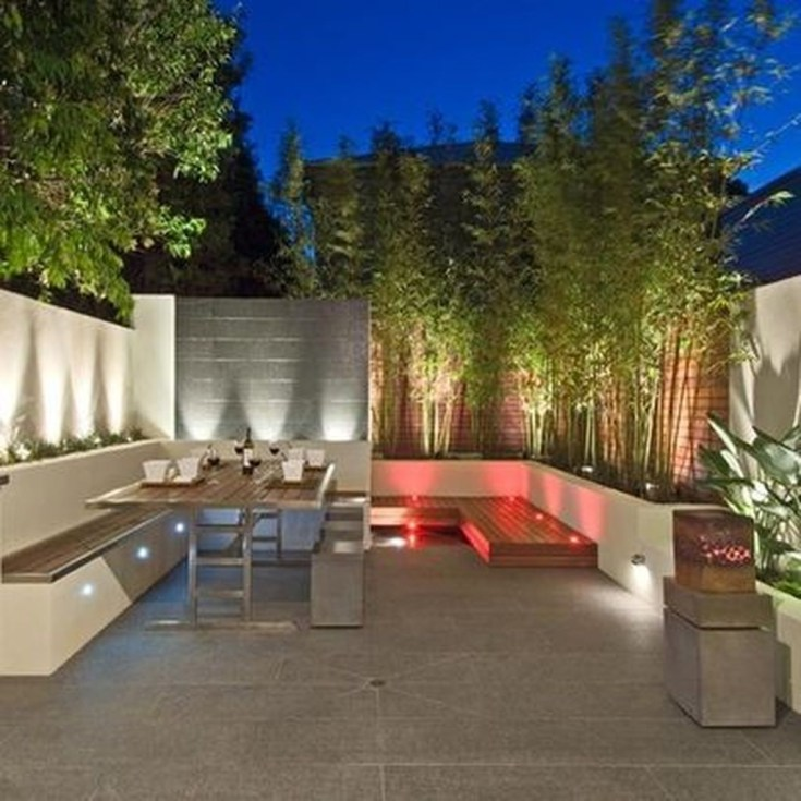 Fascinating Backyard Patio Design And Decor Ideas01