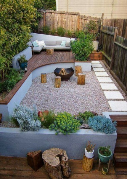 Fascinating Backyard Patio Design And Decor Ideas08