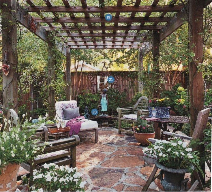 Fascinating Backyard Patio Design And Decor Ideas17