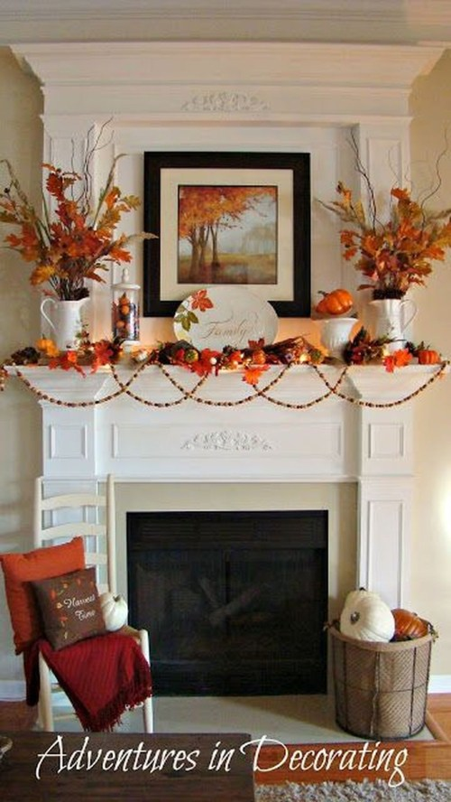 Gorgeous Home Decor Design Ideas In Fall This Year46