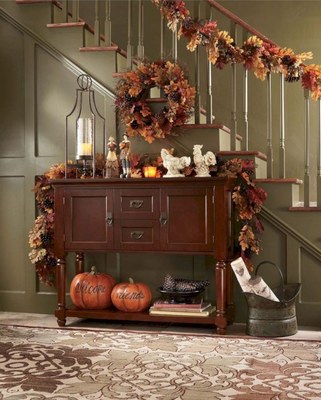 Gorgeous Home Decor Design Ideas In Fall This Year47