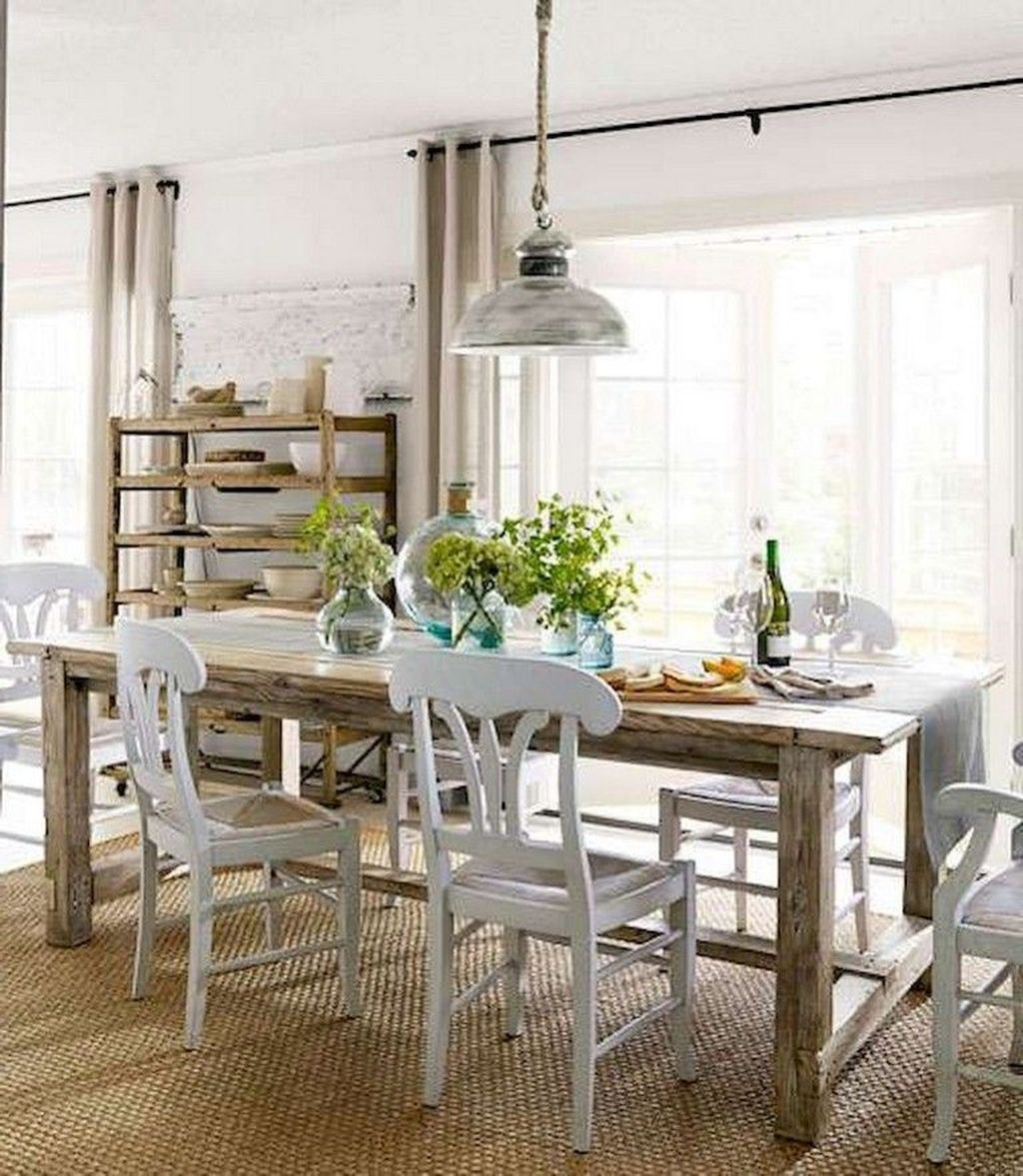 Perfect Farmhouse Dining Room Makeover Ideas09