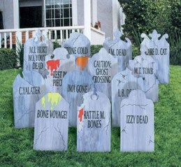 Stunning Diy Outdoor Halloween Decor And Design Ideas22