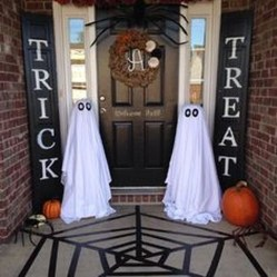 Stunning Diy Outdoor Halloween Decor And Design Ideas31
