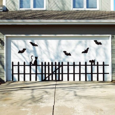 Stunning Diy Outdoor Halloween Decor And Design Ideas40
