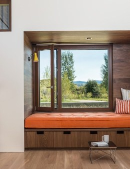 Stunning Window Seat Ideas With Padded Seat And Storage Below40