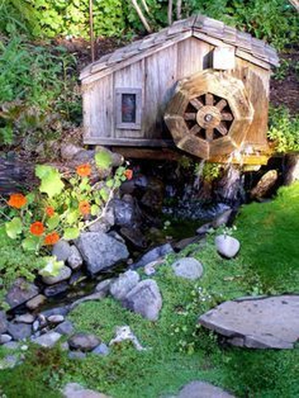 Stylish Backyard Landscaping Ideas For Your Dream House38