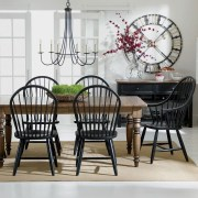 Affordable Farmhouse Dining Room Design Ideas28