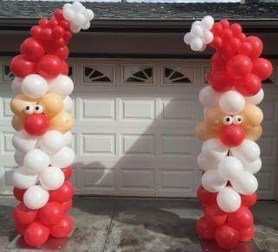 Attractive Front Yard Christmas Decoration Ideas15