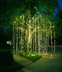 Attractive Front Yard Christmas Decoration Ideas24