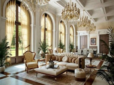 Beautiful Living Room Design Ideas For Luxurious Home22