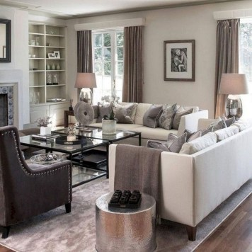 Beautiful Living Room Design Ideas For Luxurious Home42