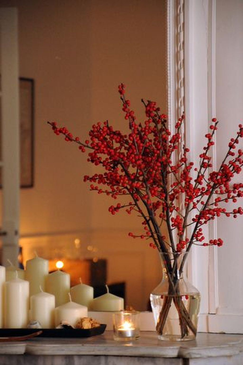 Easy Christmas Apartment Decoration Ideas34