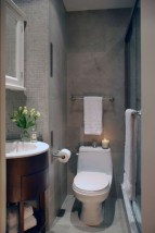 Easy Ideas For Functional Decoration Of Small Bathroom22