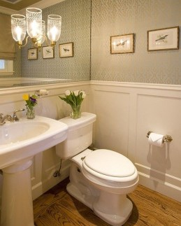 Easy Ideas For Functional Decoration Of Small Bathroom31
