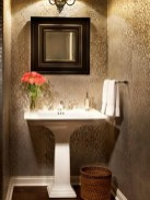 Easy Ideas For Functional Decoration Of Small Bathroom34