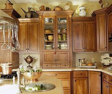 Flawless French Country Style Kitchen Decor Ideas16